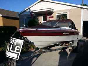1994 Tempest 16ft inboard outboard