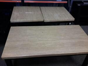 *** USED *** ASHLEY WILDER COFFEE/END TABLES   S/N:51214505   #STORE223