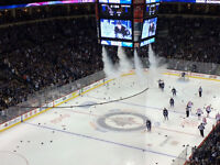 2 Winnipeg Jets Season Tickets
