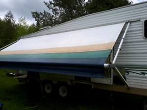 FIFTH WHEEL AWNING/$600.00 OBO