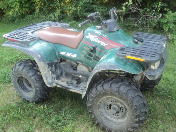 Used 1997 Polaris xplorer