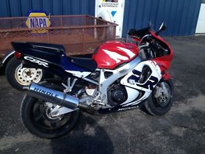 End of Season Sale  99 Honda CBR-R FireBlade