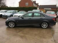 2010 MERCEDES BENZ C CLASS C200 CDI BlueEFFICIENCY Sport 4dr Auto