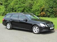 2012 Mercedes-Benz E220 2.1 CDI SE Auto BlueEff 7G-Tronic Plus Diesel Estate
