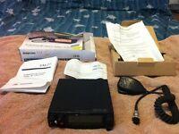 Maycom em27 80 channel CB radio, loudspeaker, magnetic aerial mount