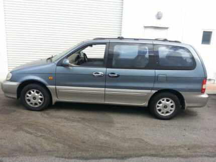 Wrecking 2001 Kia Carnival Many parts. Alexander Heights Wanneroo Area Preview