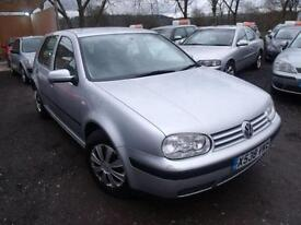 2000 Volkswagen Golf GOLF SE 5 door Hatchback