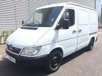 MERCEDES-BENZ SPRINTER 208 CDI SWB 2.2 DIESEL PANEL VAN (2004)
