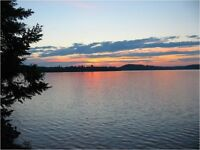 WATERFRONT LOTS & COTTAGES FOR SALE,WOLFE LAKE, WESTPORT ON