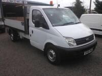 LDV Maxus TIPPER 2.5CDI ( 120ps ) 3.5t LWB only 41122 miles full service histor