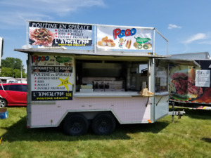Cantine food truck foodtruck