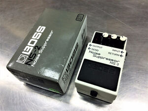 Pédale BOSS NS-2 Noise Suppressor **Parfaite Condition**