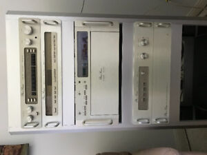 PHASE LINEAR STEREO SOUND SYSTEM. BIG BIG BEAUTIFUL FULL SOUND!!