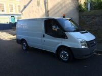 2007 57 MINT 1 council owner FORD TRANSIT 2.2 85psi Swb £3495ono no faults