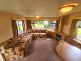 3 Bedroom Starter Caravan For Sale At Crosbie Towers Near Sandylands