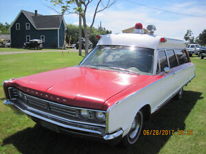 1966 Chrysler Ambulance