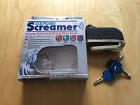Oxford Screamer Alarmed Disc Lock