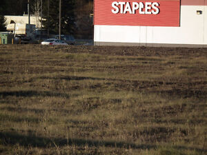 Commercial Land In Prime Location 2.80 ACRES QUESNEL BC
