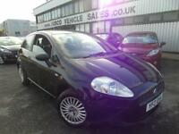 2007 Fiat Grande Punto 1.2 Active - Black - Platinum Warranty!