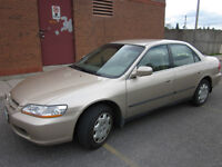 2000 Honda Accord - Price Reduced & More Offered