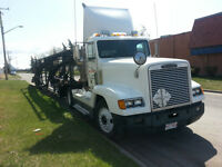 1995 Freightliner FLD120. Single axle with day cab, 10 speed