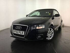 2012 62 AUDI A3 S LINE TDI CONVERTIBLE SERVICE HISTORY FINANCE PX WELCOME