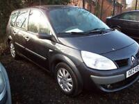 2007 Renault Grand Scenic 1.6 VVT Dynamique, light damage unrecorded