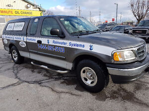 2003 Ford F-150 Certified & Etested