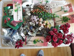 DECORATIVE/WRAPPING MATERIALS