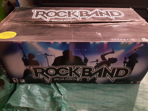 rock band complet PS3