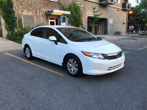 Honda Civic 2012 - Automatic - 4 Door
