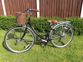 Dutch style, ladies bike, bike.