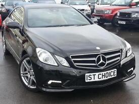 2009 MERCEDES E-CLASS REDUCED !!!!E350 CDI BLUEEFFICIENCY SPORT COUPE THIS I
