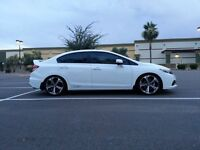 MAGS CIVIC SI 2015