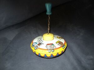 Vintage Toy..spinning top good condition