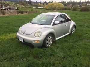 1999 VW Beetle needs to go!