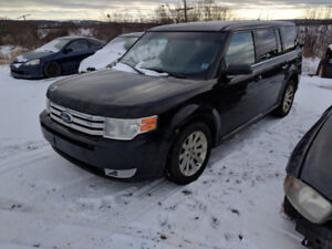 Junking 2009 Ford Flex and 2009 fusion