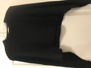 8c21c70266e Aritzia Wilfred Lolan sweater and top brand new