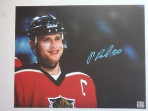 PAVEL BURE Florida Panthers Autographed 14 x 11 Photo W/COA