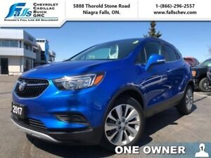"2017 Buick Encore Preferred  18""ALLOYS,REARCAM,BT,ONE OWNER"