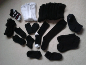 Lot of women socks