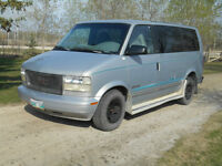 1997 GMC Safari SLX Van