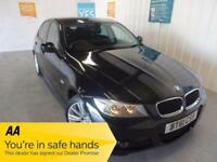 2011 61 BMW 3 SERIES 2.0 318D PERFORMANCE EDITION 4D 141 BHP DIESEL
