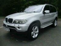 2005 BMW X5 D Sport Estate Diesel Manual