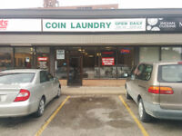 Laundromat, Dry-Cleaning, and Tailoring For Sale in Kitchener!!