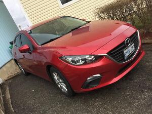 2014 Mazda3 Sport Hatchback