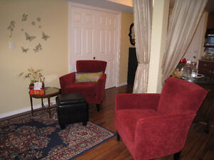 Rooms by the Day, Week or Month - Central East HIll Belleville