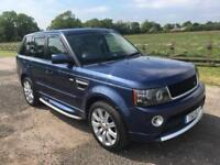 2007 Land Rover Range Rover Sport 2.7TD V6 auto HSE