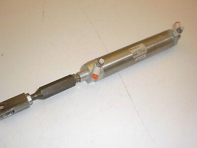 Smc Ncmc150-0600-xc6 Pneumatic Cylinder 6 Stroke 34 Bore