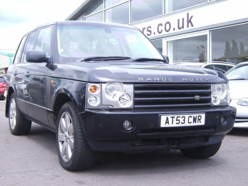 2003 Land Rover Range Rover 4.4 V8 VOGUE 4dr Auto 4 door Estate